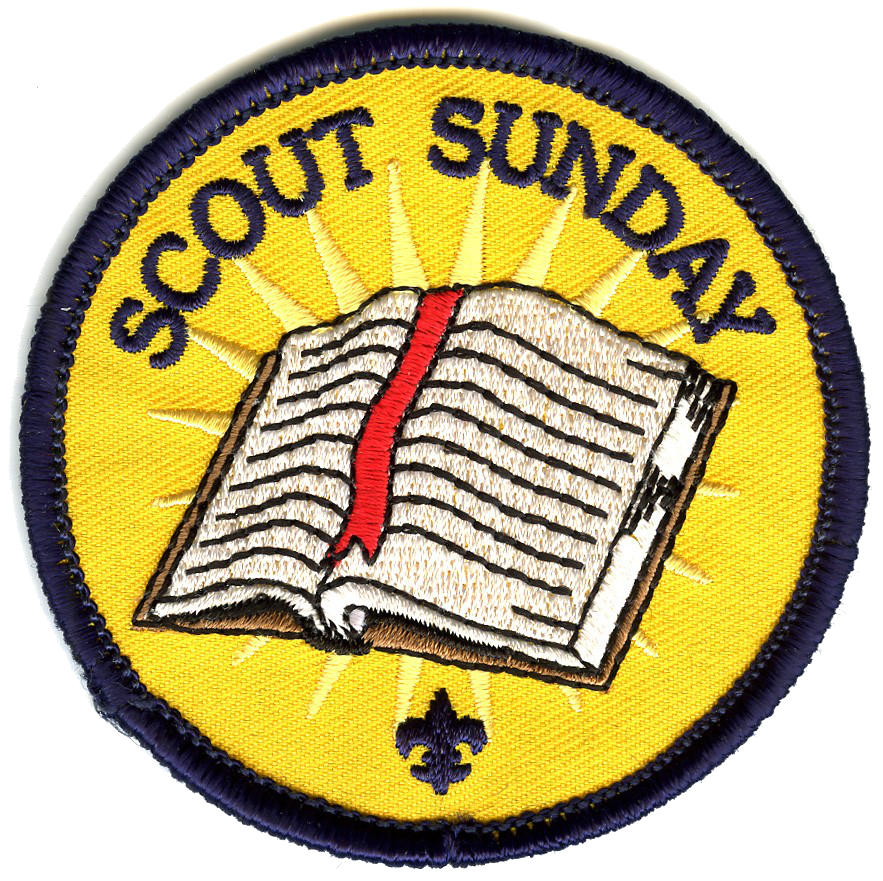scoutsunday patch | Cub Scout Pack 442